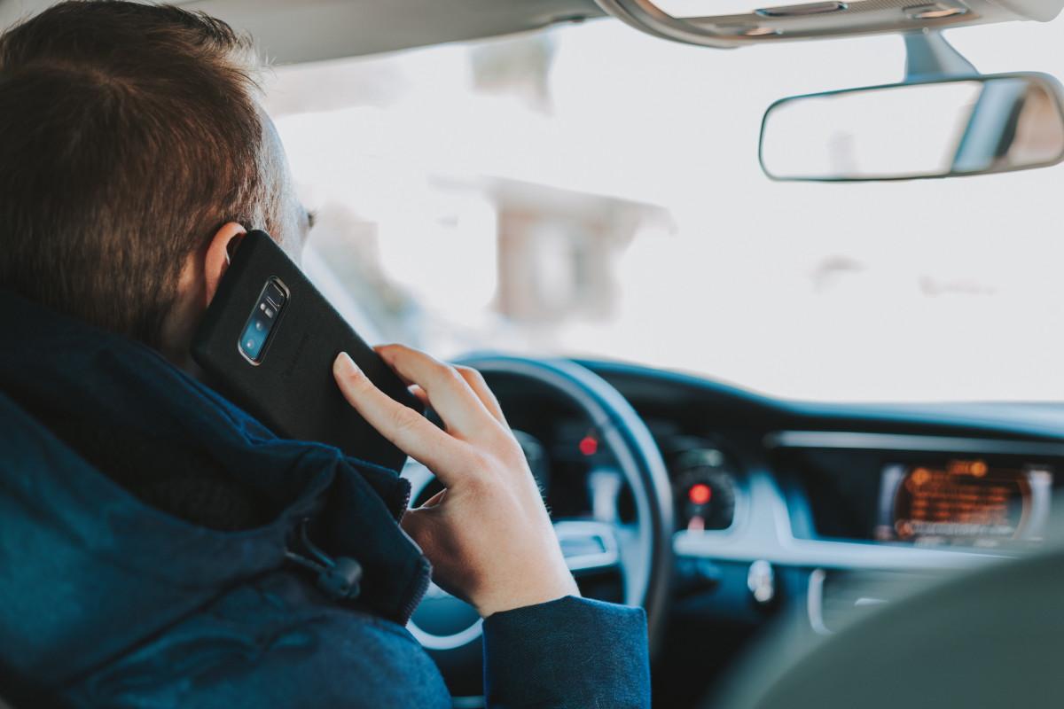 téléphone tenu en main au volant loi d'orientation des mobilités 2019